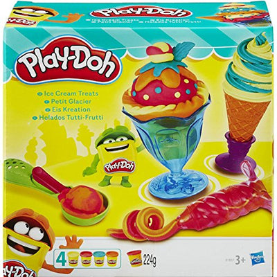 Play - Doh Sundae Fun Day Ice Cream Treats