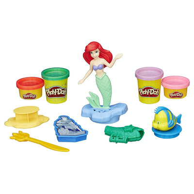 Wholesale PLAY-DOH B5529EU40 Ariel and Undersea Friends Featuring Disney Princess Toy