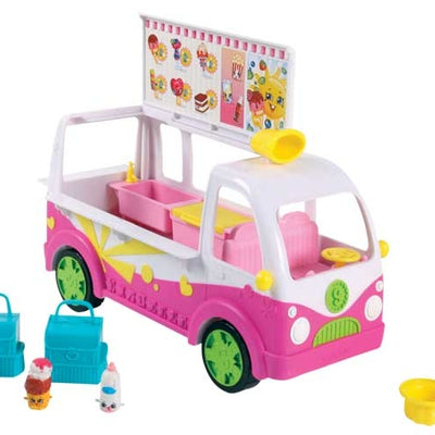Shopkins Real Moving Ice Cream Truck