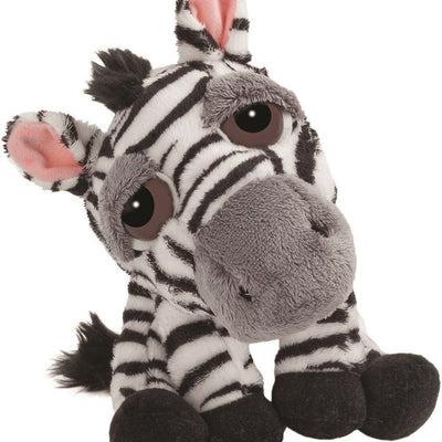 Li'L Peepers Craigee Black/White Zebra Plush toy