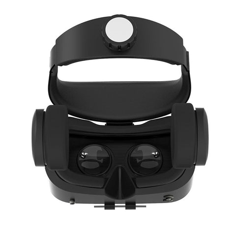 virtual reality headset focus