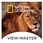 National Geographic VR application for vr headset