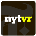 New York Times VR application for vr headset