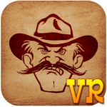 Sheriff VR application for vr goggles