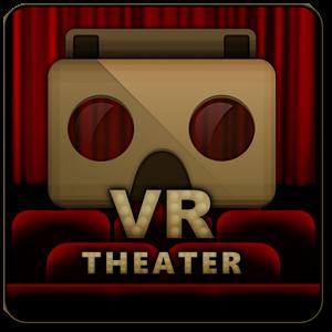 theatre vr for virtual reality goggles
