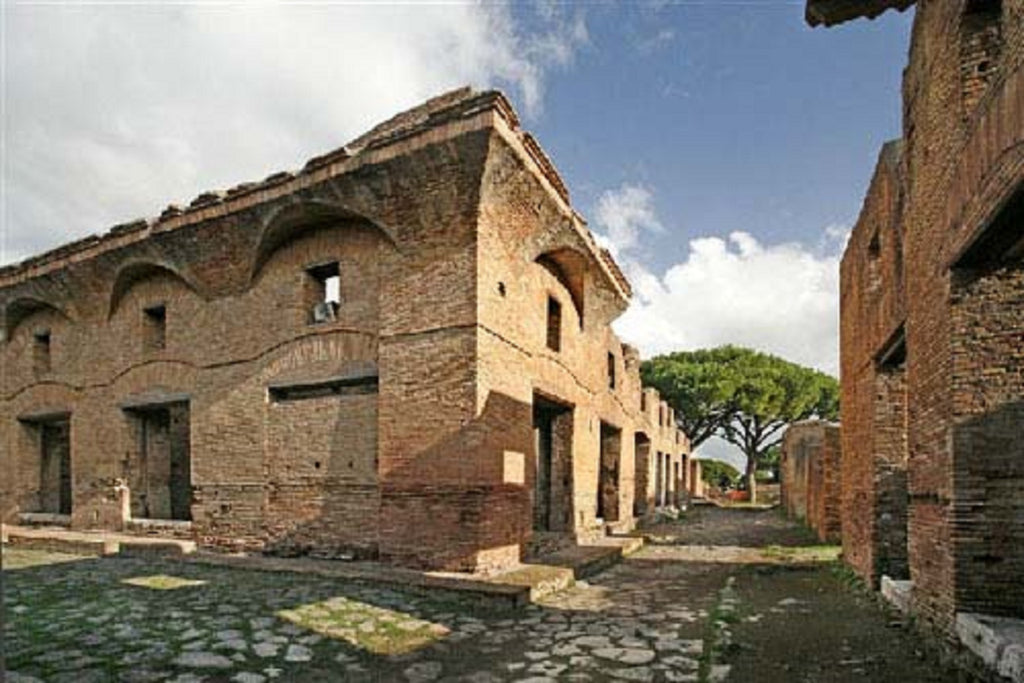 Ostia Archaeological Park and cruise on Tiber river