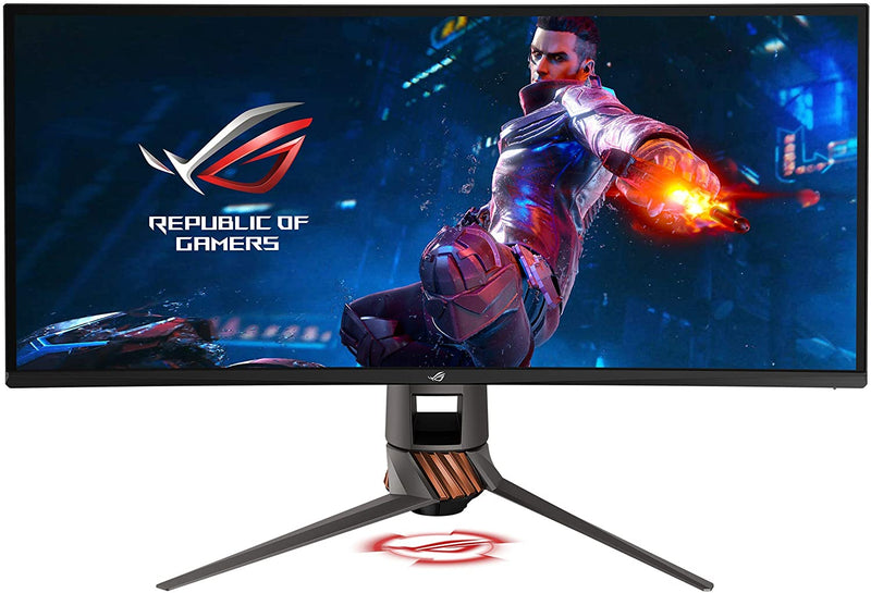 "ASUS ROG SWIFT 34"" 3440X1440 120Hz CURVED G-SYNC MONITOR PG349Q"