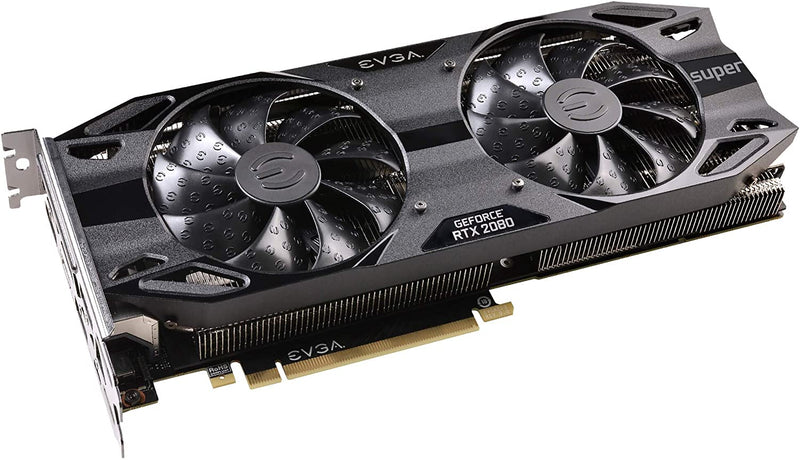 EVGA GeForce RTX 2080 Super Black Gaming 8GB GDDR6 08G-P4-3081-KR