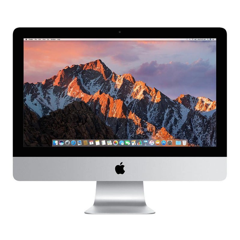 "APPLE IMAC 21.5"" FHD I5-7360U 2.30GHz 8 1TB HDD MMQA2LL/A MID 2017"