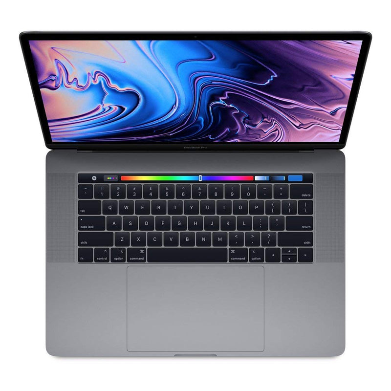 "Apple MacBook Pro 15"" Touch Bar i7 16GB 4.1GHz 256GB MR932LL/A Space Gray 2018"