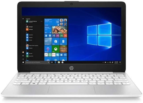"HP Stream Laptop 11.6""HD Celeron N4020 4 32GB eMMC Diamond White 16V15UA#ABA"