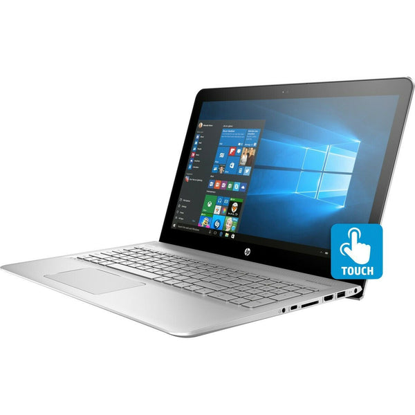 HP ENVY 15.6 4K touch I7-7500U 16GB 1TB + 256GB SSD 15-AS128CL 10 Pro