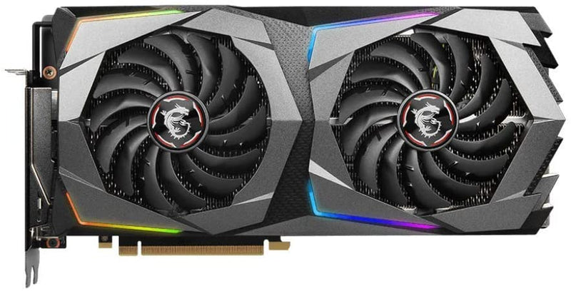 MSI Gaming GeForce RTX 2070 Super OC 8GB GDRR6 RTX-2070-SUPER-GAMING-X