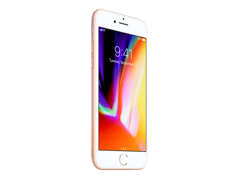 Apple iPhone 8 Plus 64GB Gold Fully Unlocked 3D061LL