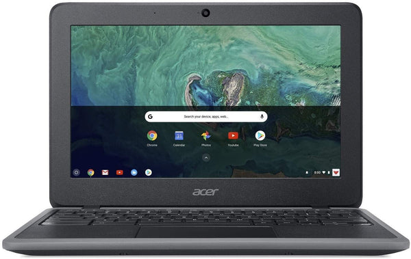 Acer Chromebook 11.6''HD N3350 4 32GB eMMC Obsidian Black C732-C6WU