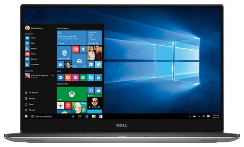 Dell XPS 15 9560 4K I5-7300HQ 8GB 256GB SSD GTX 1050 XPS9560-5000SLV-PUS