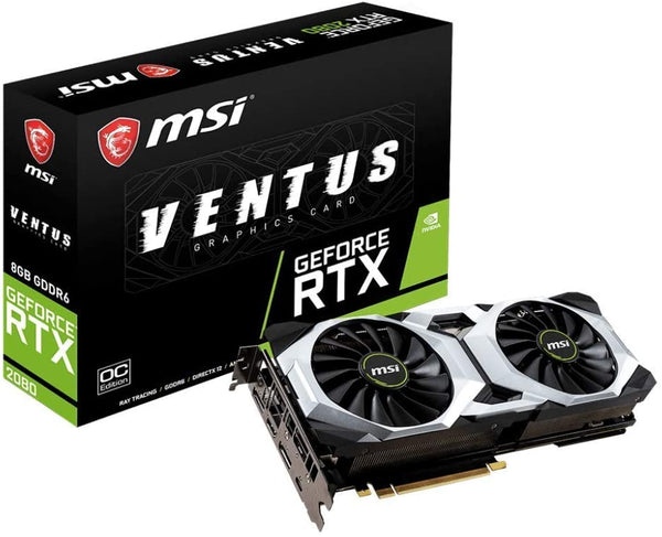 MSI Gaming GeForce RTX 2080 Ti Graphics Card GeForce RTX 2080 TI VENTUS 11G OC
