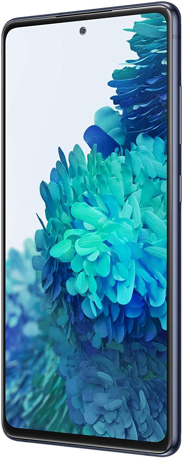 Samsung Galaxy S20 FE 5G Factory Unlocked 128GB Cloud Navy SM-G781UZBMXAA Phone
