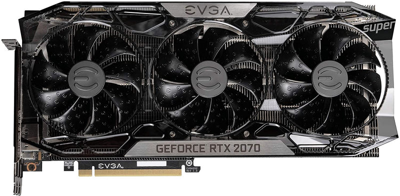 EVGA GeForce RTX 2070 Super FTW3 Ultra Overclocked RGB 8GB GDDR6 08G-P4-3277-KR