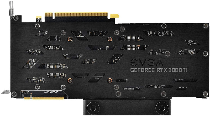 EVGA GeForce RTX 2080 Ti XC Hydro Copper 11GB GDDR6 11G-P4-2389-KR Graphics