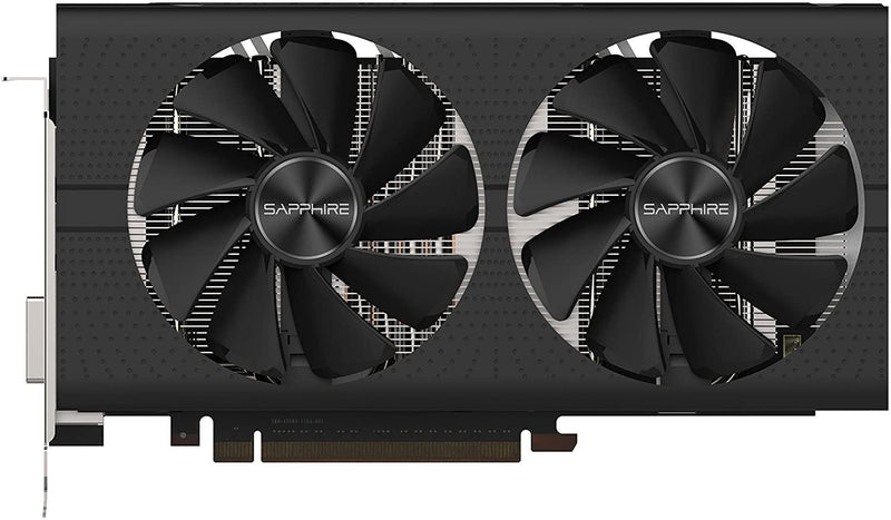 Sapphire Radeon Pulse RX 580 8GB GDDR5 Dual DP OC with Backplate 11265-05-20G