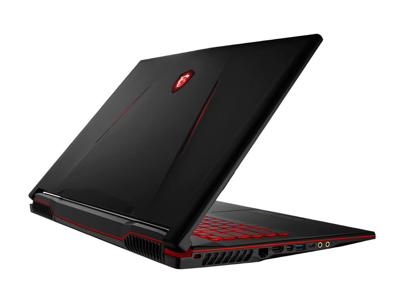 MSI GL73 9SC Gaming Laptop 17.3'' FHD i5-9300H 8 512GB SSD GTX-1650 9SC-028US