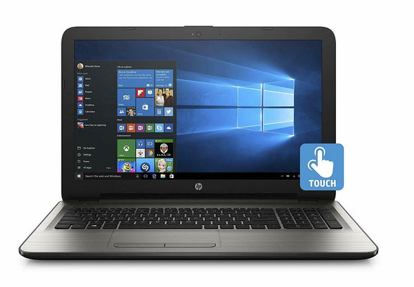 "HP 15-BA113CL 15.6"" Touchscreen HD Laptop AMD A10-9600P 12GB 1TB HDD Win 10 Home"