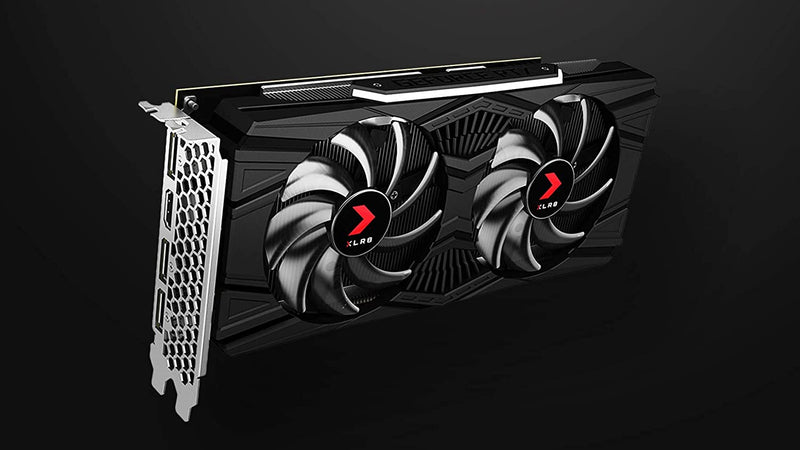 PNY GeForce RTX 2060 Super 8GB XLR8 Overclocked Graphics Card VCG20608SDFPPB-O