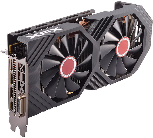 XFX Radeon RX 580 GTS XXX Edition 8GB GDDR5 Graphics Card RX-580P8DFD6