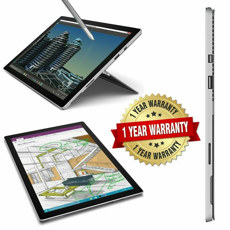 Microsoft Surface Pro 4 12.3 m3-6Y30 4GB 128SSD Win 10 Pro