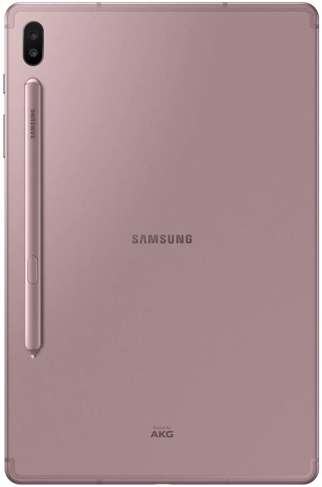 "Samsung Galaxy Tab S6 10.5"", 128GB WiFi Tablet Rose Blush - SM-T860NZNAXAR"
