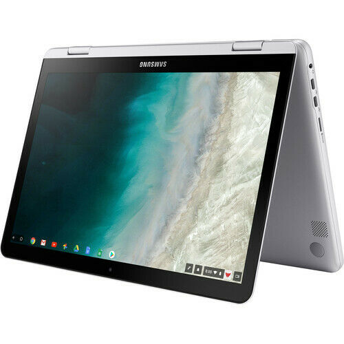 Samsung Chromebook Plus V2 12.2 4GB 64GB eMMC XE520QAB-K04US Light Titan