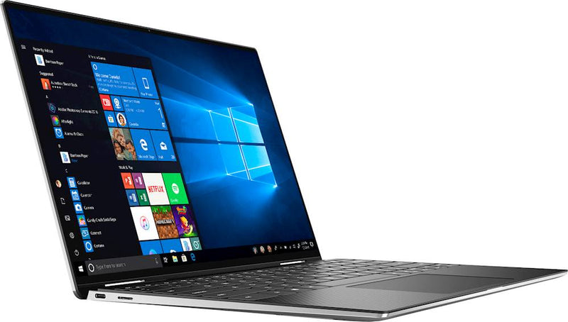 DELL XPS 7390 2-IN-1 13.4 UHD TOUCH I7-1065G7 16 512GB SSD XPS7390-7909SLV-PUS