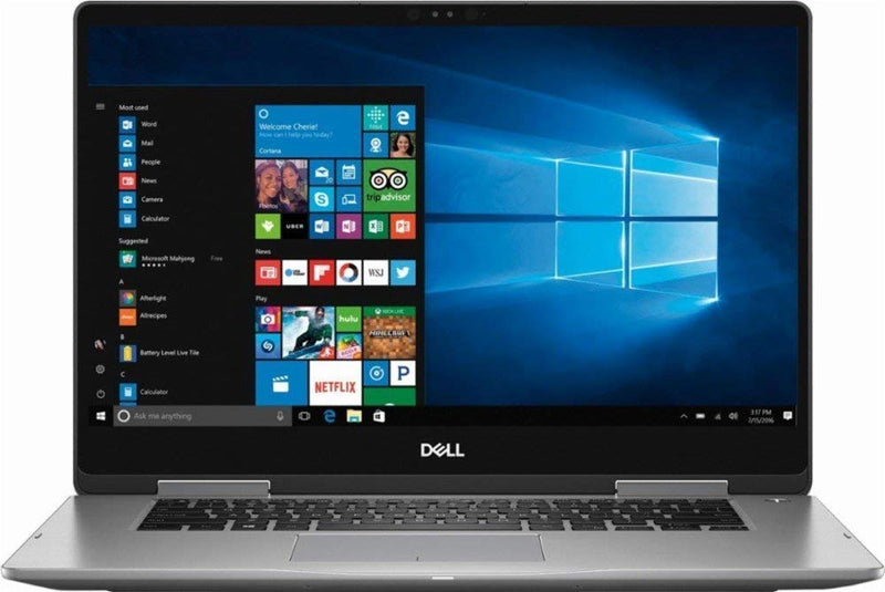 Dell Inspiron 7573 2-in-1 Touch 15.6 i5-8250U 8 256 SSD i7573-5132GRY-PUS Gray