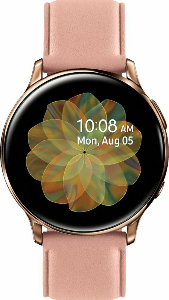 Samsung Galaxy Watch Active 2 40mm Gold (LTE & GPS) SM-R835USDAXAR