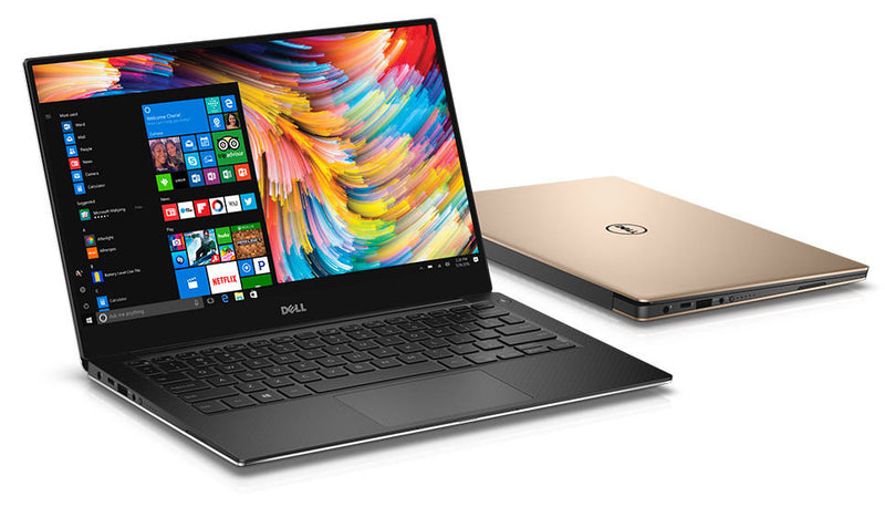 Dell XPS 13 9360 QHD i7-7560U 16GB RAM 512GB SSD WINDOWS 10 ROSE GOLD NEW