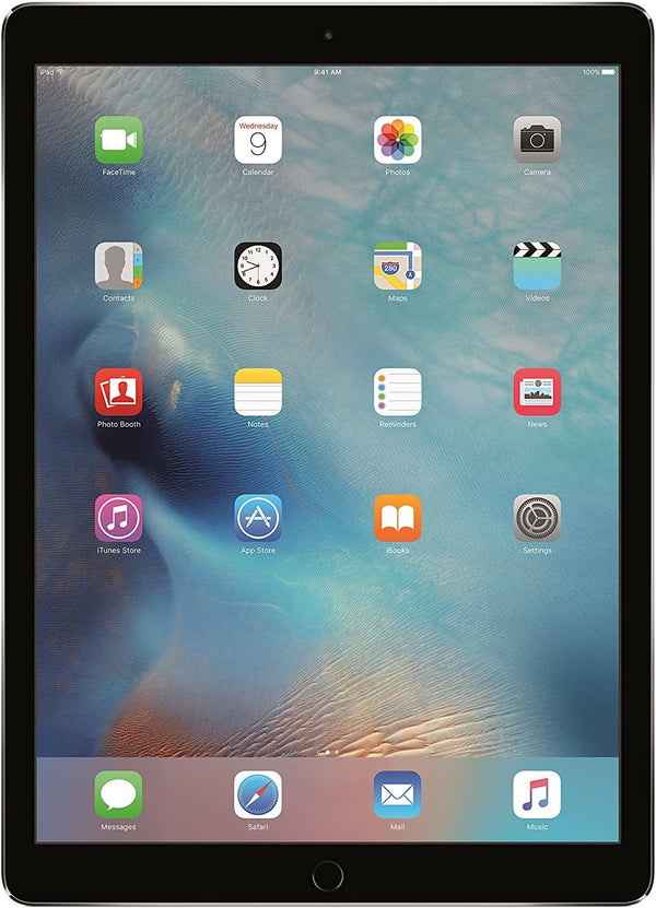 Apple iPad Pro (128GB, Wi-Fi Only, Space Gray) 12.9in Tablet ML0N2LL/A