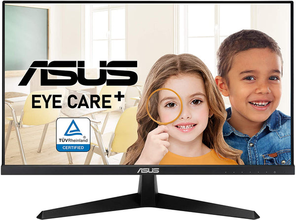 "ASUS 23.8"" FHD 75Hz IPS Adaptive-Sync FreeSync VY249HE Monitor"