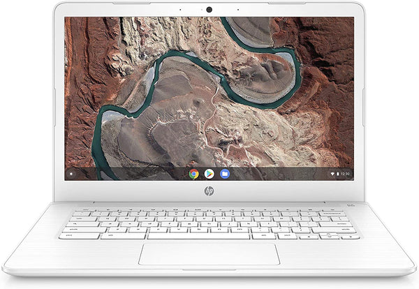 "HP CHROMEBOOK 14"" FHD A4-9120 4 32GB eMMC SNOW WHITE 14-db0050nr"