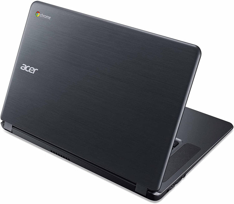 "Acer Chromebook 15.6"" HD Intel N3060 2 16GB eMMC Black CB3-532-C47C"