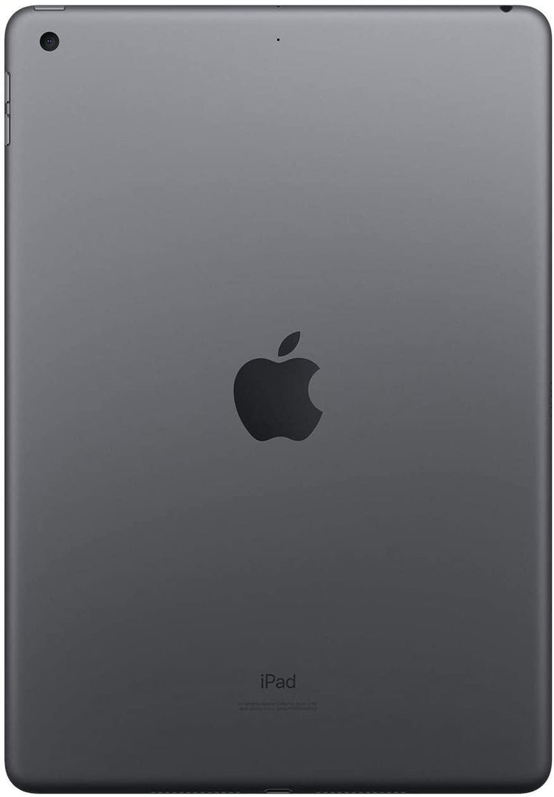 "Apple 10.2"" iPad 7th Generation 128GB Wi-Fi Space Gray MW772LL/A"