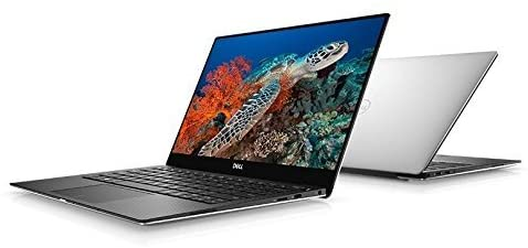 "Dell XPS 9370 13.3"" UHD TOUCH i7-8550U 16 512 GB SSD FPR XPS9370-7415SLV-PUS"