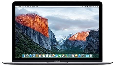 Apple Macbook MNYF2LL/A 12 Core M3 8GB 256GB 2017 Space Grey