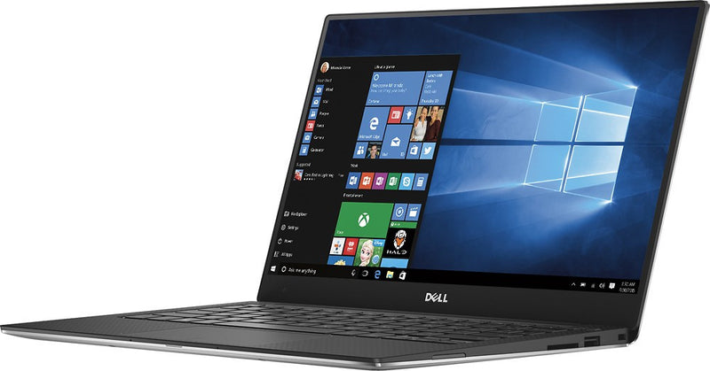 Dell XPS 13 9360 13.3-Inch Laptop QHD Touchscreen i7-7500U 16GB RAM 256GB SSD Windows 10 Pro