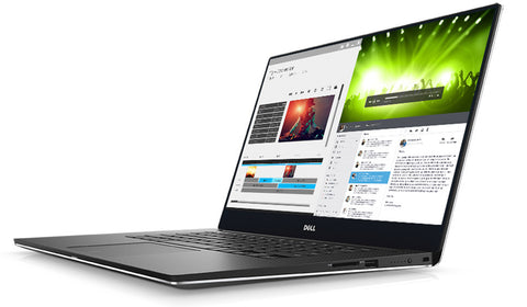 Dell XPS 15 9560 15.6-Inch Laptop FHD Non-touch i7-7700HQ 8GB RAM 256GB SSD Windows 10 Pro