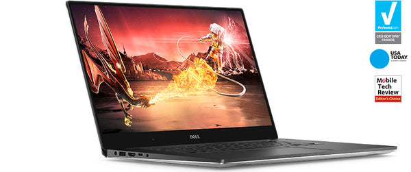 Dell XPS 15 9550 15.6-Inch Laptop UHD 4K Touch i7-6700HQ 16GB RAM 256GB SSD Windows 10 Home