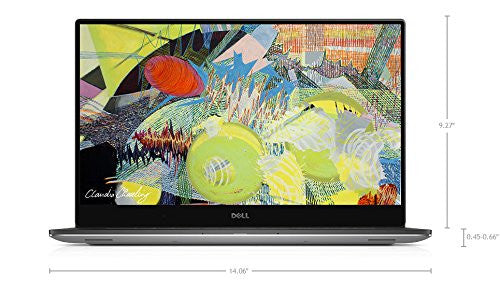 Dell XPS 15 9550 15.6-Inch Laptop FHD Non-touch i7-6700HQ 16GB RAM 512GB SSD Windows 10 Home