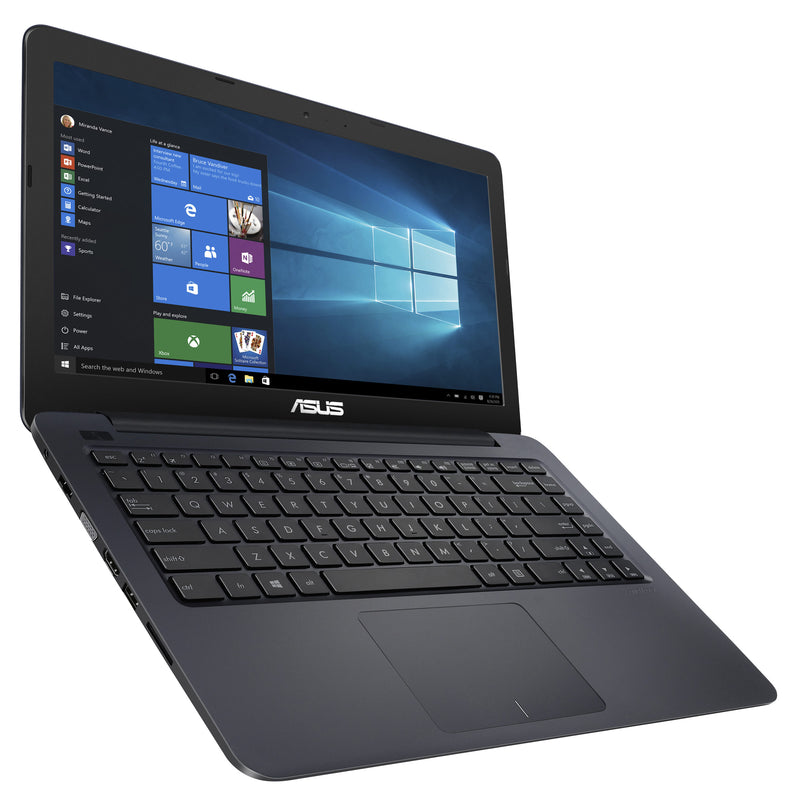 "ASUS NOTEBOOK 14"" FHD AMD E2-7015 4 64GB eMMC Dark Blue L402YA-ES22-DB"