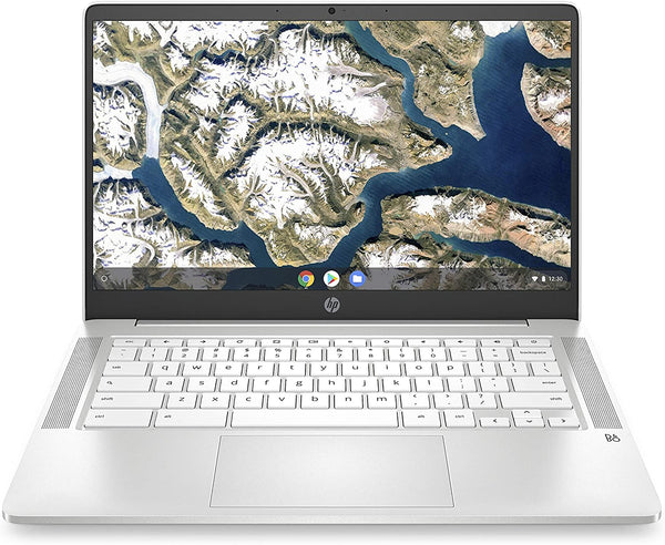 "HP CHROMEBOOK 14"" HD N4000 4 32GB EMMC Ceramic White 14a-na0020nr"
