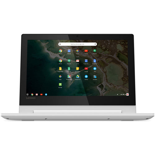 "Lenovo Chromebook C330 2-in-1 11.6"" HD MT8173C 4 64 GB eMMC 81HY0000US W10"